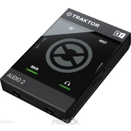 Фото Native Instruments Traktor Audio 2 Mk2