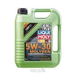 Моторное масло Liqui Moly Molygen New Generation 5W-30 5л (9043)