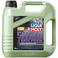Фото Liqui Moly Molygen New Generation 5W-40 4л (9054)