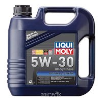 Фото Liqui Moly Optimal Synth 5W-30 4л (2345)