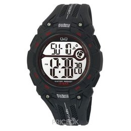 Фото Q&Q Man Black M121-002