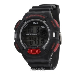 Фото Q&Q Man Black M132-004