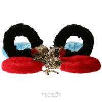 Фото Toy Joy Furry Fun Cuffs