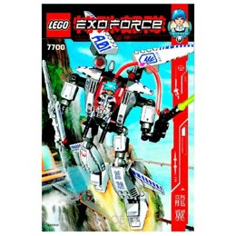 Фото LEGO Exo-Force 7700 Stealth Hunter