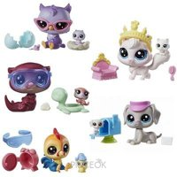 Hasbro Littlest Pet Shop Два пета в ассортименте (B9358)