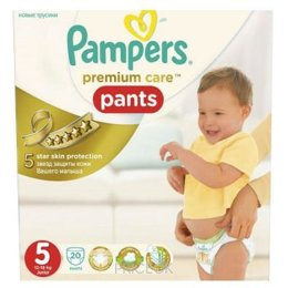 Подгузник Pampers Premium Care Pants Junior 5 (20 шт.)