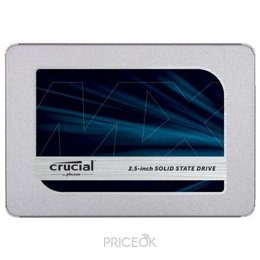 Фото Crucial MX500 2.5 250GB (CT250MX500SSD1)