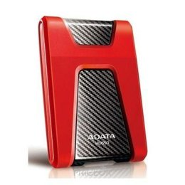 Жесткий диск (HDD) A-Data HD650 1TB USB3.1 Red (AHD650-1TU31-CRD)