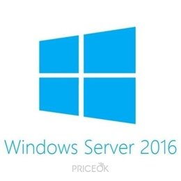 Операционную систему Microsoft Microsoft Windows Server Standard 2016 x64 Russian DVD 16 Core (P73-07122)