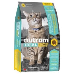 корм для кошек  Nutram I12 Ideal Solution Support Weight Control 6,8 кг