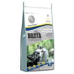 корм для кошек  Bozita Feline Sensitive Diet & Stomach 2 кг