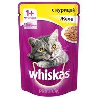 Whiskas Курица в желе 85 г