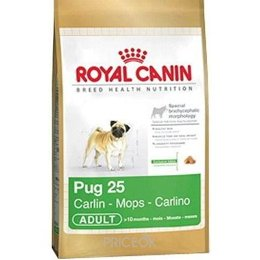 Фото Royal Canin Pug Adult 0,5 кг