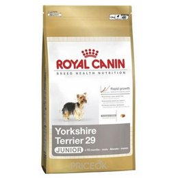 Фото Royal Canin Yorkshire Terrier Junior 1,5 кг