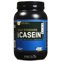 Протеин Optimum Nutrition 100% Casein Protein 909 g