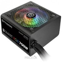 Фото Thermaltake Smart RGB 700W (PS-SPR-0700NHSAWE-1)
