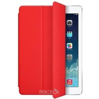 Фото Apple Smart Cover iPad Air - Red (MF058)