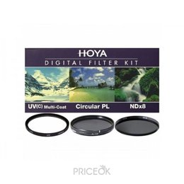 Светофильтр HOYA Digital Filter Kit 52mm