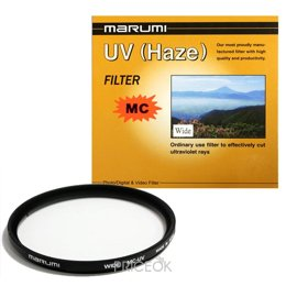 Светофильтр Marumi WIDE MC-UV 72mm
