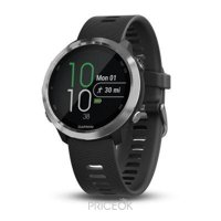 Фото Garmin Forerunner 645 Music With Black Colored Band (010-01863-30)