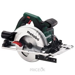 Пилу Metabo KS 55 FS