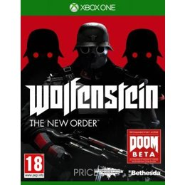 Игру для приставок Wolfenstein The New Order (Xbox One)