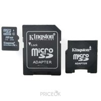 Фото Kingston SDC4-16GB