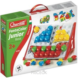 Мозаику детскую Quercetti Fantacolor Junior Basic (4195)