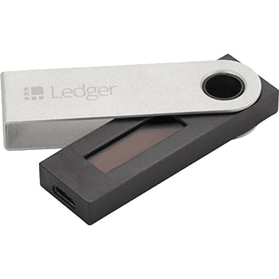 Hardware Ledger Nano S